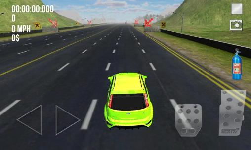 Long road traffic racing 3D für Android spielen. Spiel Long Road Verkehrsrennen 3D kostenloser Download.