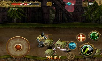 Screenshots do Lord of Darkness - Perigoso para tablet e celular Android.