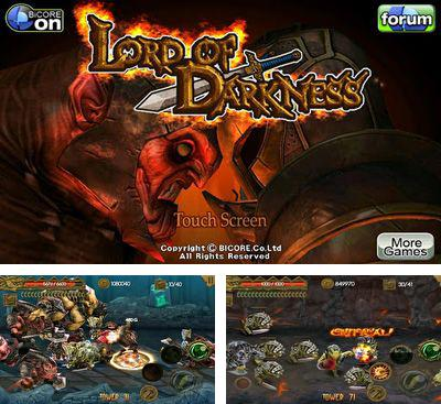 In addition to the game Dueling Blades for Android phones and tablets, you can also download Lord of Darkness for free.