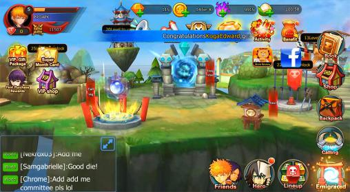 League of angels: Fire raiders screenshot 3