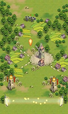 Screenshots do Lord of Magic - Perigoso para tablet e celular Android.