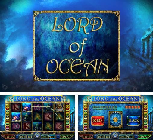 Lord of the ocean: Slot