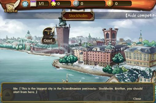 Lord of the pirates: Monster screenshot 1