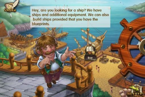 Lord of the pirates: Monster screenshot 3