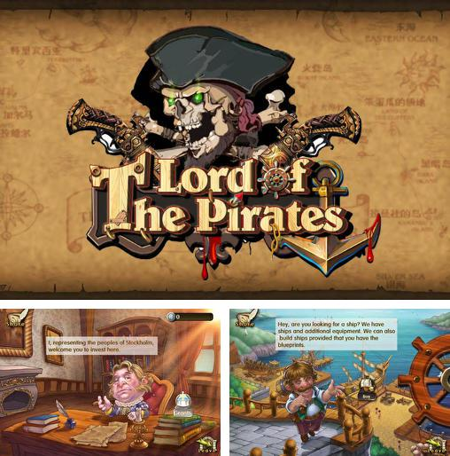 En plus du jeu Halloween: Course  pour téléphones et tablettes Android, vous pouvez aussi télécharger gratuitement Roi des pirates: Monstre , Lord of the pirates: Monster.