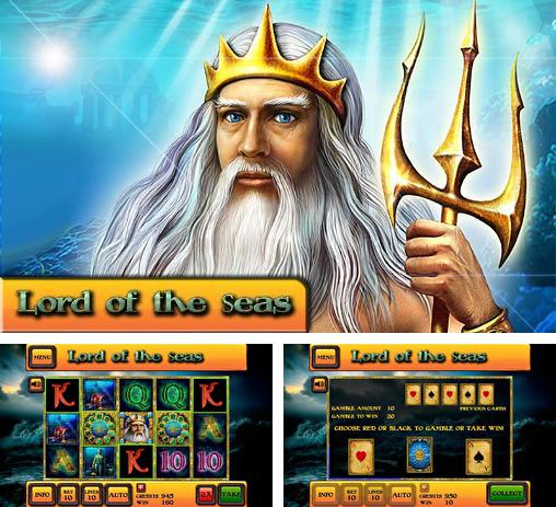 Lord of the seas: Slot