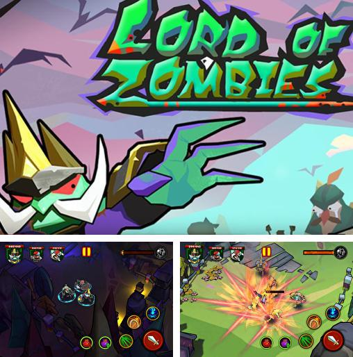 In addition to the game DevilDark: The Fallen Kingdom for Android phones and tablets, you can also download Lord of zombies for free.