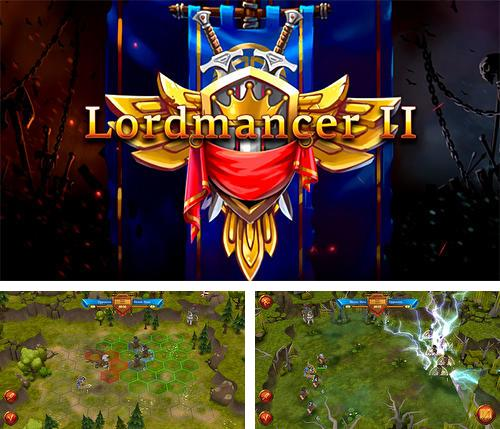 In addition to the game King's Bounty Legions for Android phones and tablets, you can also download Lordmancer 2 for free.