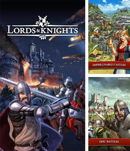 En plus du jeu Comme un boss pour téléphones et tablettes Android, vous pouvez aussi télécharger gratuitement Lords et chevaliers: Stratégie MMO, Lords and knights: Strategy MMO.