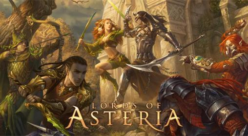 Lords of Asteria poster