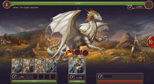 Lords of Asteria screenshot 1