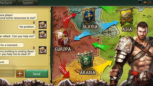 Jogue Lords of conquest para Android. Jogo Lords of conquest para download gratuito.