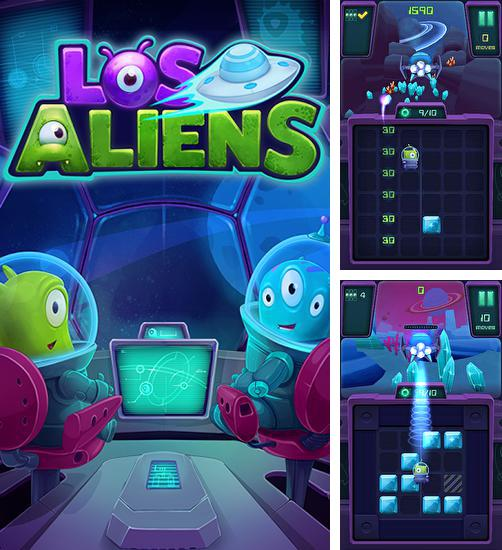 In addition to the game dab-Titan for Android phones and tablets, you can also download Los aliens for free.