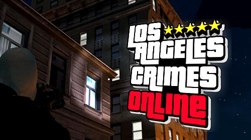Los Angeles crimes online обложка