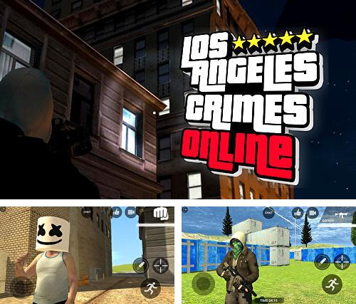 Alem do jogo Cerco do castelo para telefones e tablets Android, voce tambem pode baixar Crimes de Los Angeles online, Los Angeles crimes online gratuitamente.