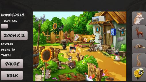 Capturas de pantalla de Lost adventures: Hidden objects para tabletas y teléfonos Android.