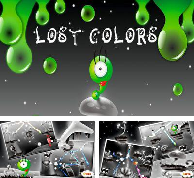 In addition to the game To-Fu: The Trials of Chi for Android phones and tablets, you can also download Lost Colors for free.