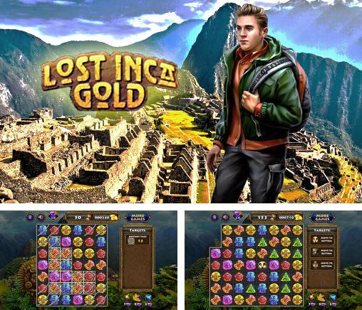 In addition to the game Jewel Legends: Tree of Life for Android phones and tablets, you can also download Lost inca gold for free.
