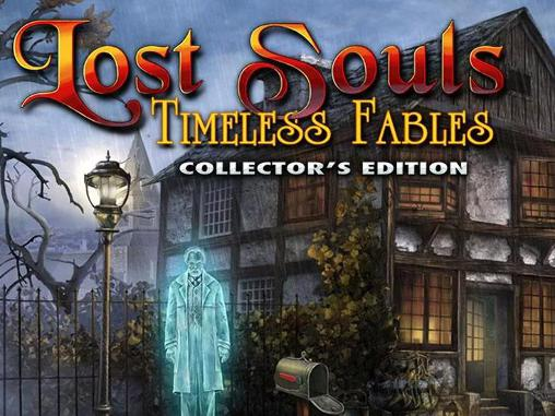 Lost souls 2: Timeless fables. Collector's edition обложка