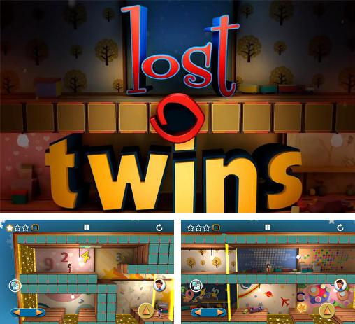 Lost twins: A surreal puzzler