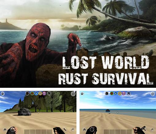 In addition to the game Survival: Dead city for Android phones and tablets, you can also download Lost world: Rust survival for free.