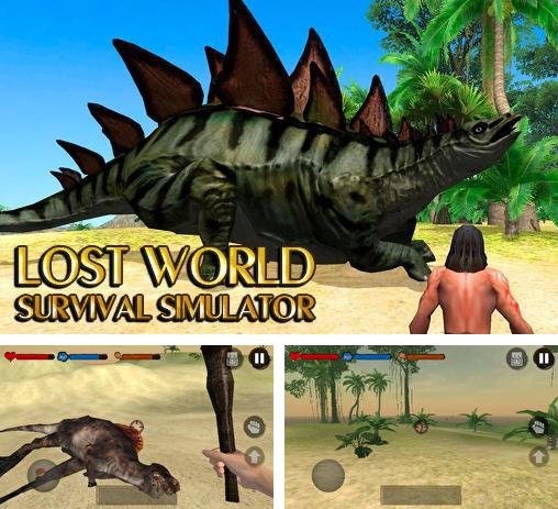 In addition to the game Survival: Dead city for Android phones and tablets, you can also download Lost world: Survival simulator for free.
