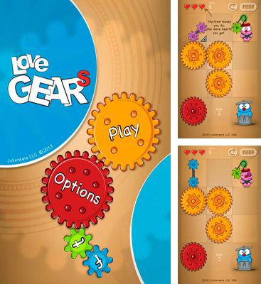 In addition to the game Burn The Rope+ for Android phones and tablets, you can also download Love Gears for free.