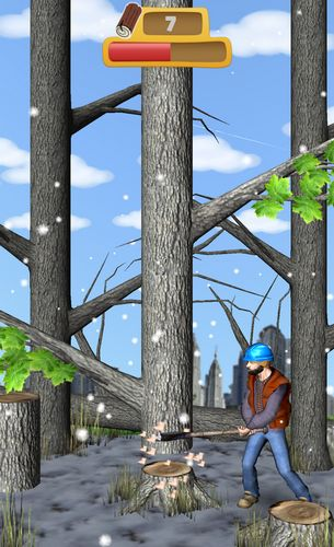 Lumberjack screenshot 2