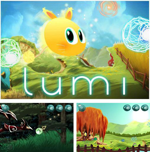 In addition to the game Royal defense saga for Android phones and tablets, you can also download Lumi for free.