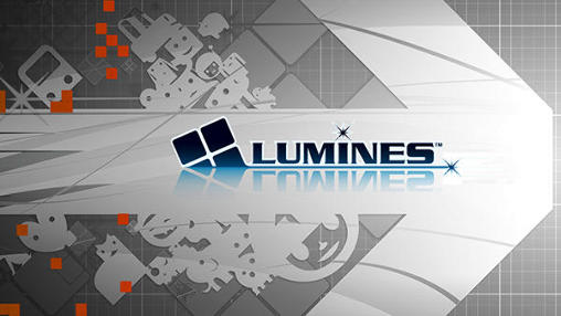 Lumines poster
