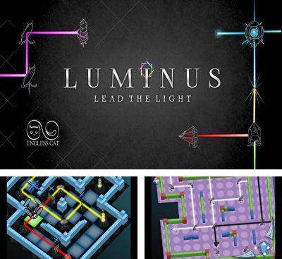 In addition to the game Fun Run - Multiplayer Race for Android phones and tablets, you can also download Luminus for free.