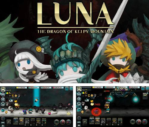 Luna: The dragon of Kelpy mountain