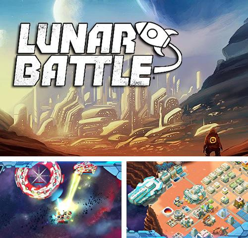 In addition to the game Planetstorm: Fallen horizon for Android phones and tablets, you can also download Lunar battle for free.