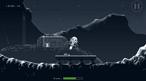 Lunar mission screenshot 1