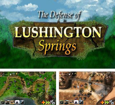 In addition to the game Tower Defense Nexus Defense for Android phones and tablets, you can also download Lush Tower Defense for free.