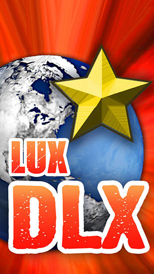 Lux DLX: Risk game обложка