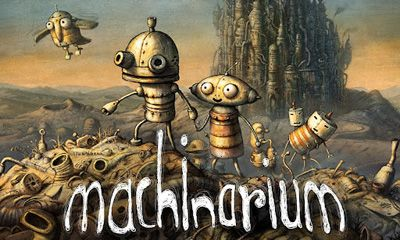 Machinarium poster