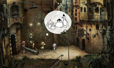 Get full version of Android apk app Machinarium for tablet and phone.