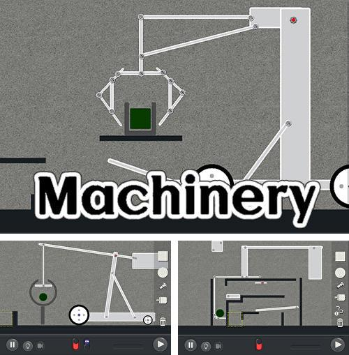 Machinery: Physics puzzle