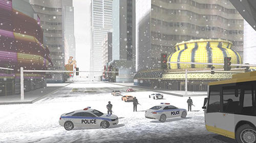 Kostenloses Android-Game Mad City 4: Winter Snow Edition. Vollversion der Android-apk-App Hirschjäger: Die Mad city 4: Winter snow edition für Tablets und Telefone.