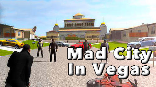 Mad city in Vegas