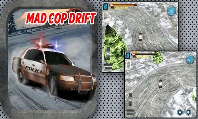 Mad Cop - Car Race and Drift