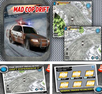 In addition to the game Catcha Catcha Aliens! for Android phones and tablets, you can also download Mad Cop - Car Race and Drift for free.
