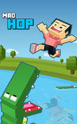Mad hop: Endless arcade game