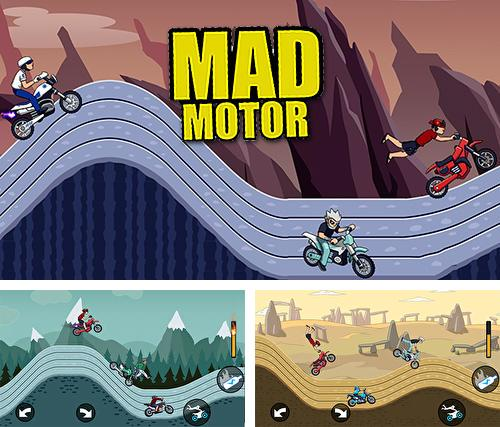 En plus du jeu Motocross ultime 3 pour téléphones et tablettes Android, vous pouvez aussi télécharger gratuitement Moteur de folie: Motocross. Courses en moto hors-route , Mad motor: Motocross racing. Dirt bike racing.