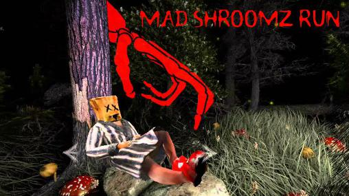 Mad shroomz run обложка
