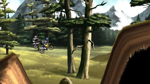 Screenshots von Mad skills motocross 2 für Android-Tablet, Smartphone.