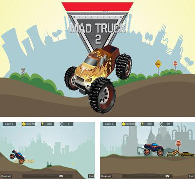 In addition to the game Helidroid: Episode 2 for Android phones and tablets, you can also download Mad Truck 2 for free.