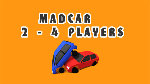 Madcar: 2-4 players обложка