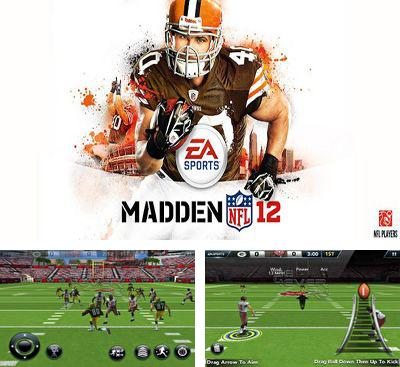 In addition to the game Backbreaker 2 Vengeance for Android phones and tablets, you can also download MADDEN NFL 12 for free.